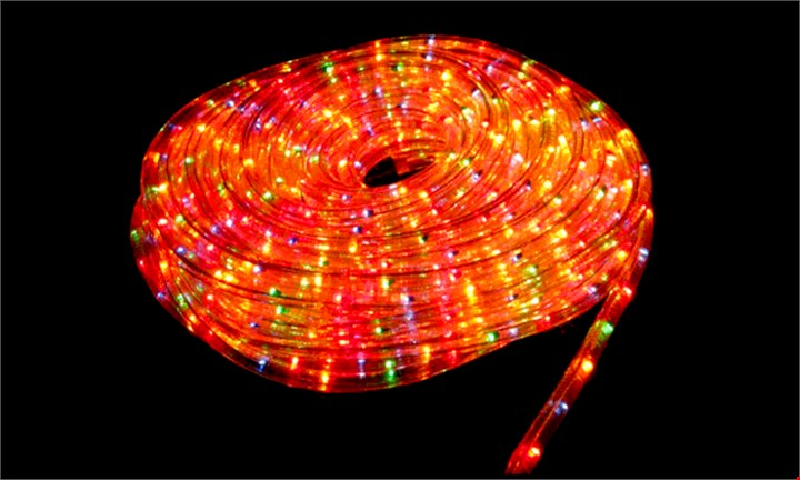 10m Multi Colour Rope Light for R229 incl Delivery