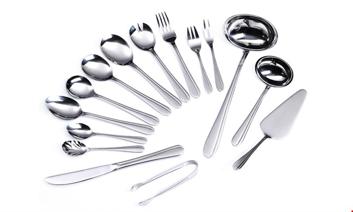 72 Piece Cutlery Set In Leather Briefcase for R699