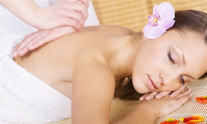 Back, Neck and Shoulder with Foot Massage and Exfoliation For One or Two people at Total Skin and Body from R99