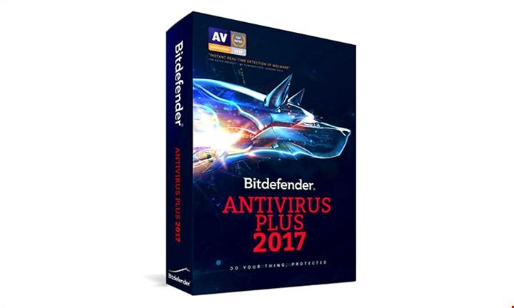 Bit Defender Anti Virus Plus 2017 License Key for R229