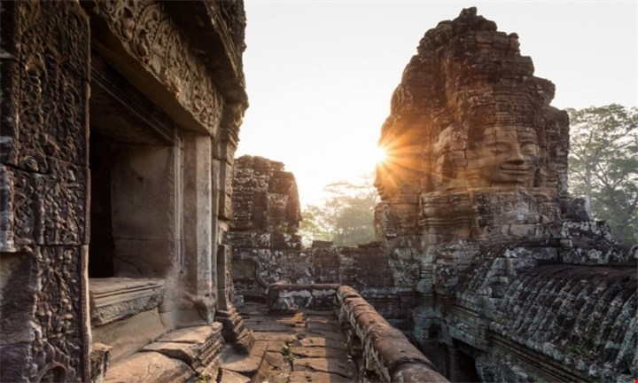 Cambodia: R6499 Per Person Twin Sharing for a Seven-Day and Six-Night Trip to Breathtaking Cambodia with Halong Tours Booking