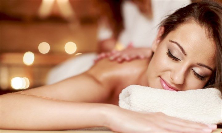 Full Body Massage And Express Manicure or Pedicure For R325
