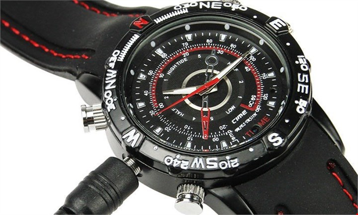 Mini HD Camera Spy Watch For R499 incl Delivery