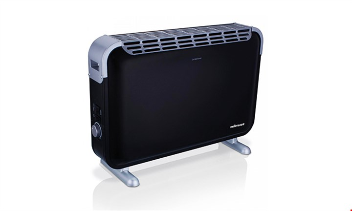 Mellerware Turbo 2000W Adjustable Temperature Heater for R549 incl Delivery