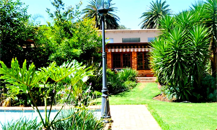 Johannesburg: Two-Night Any Day Stay for Two at House on York