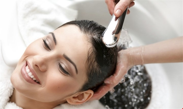Wash, Cut and Blow-Dry from R110 for One with Optional Full Colour at The Hair Spa