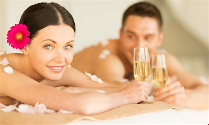 Kalahari Half Day Spa Package for up to Two People with Optional Night Spa from R639
