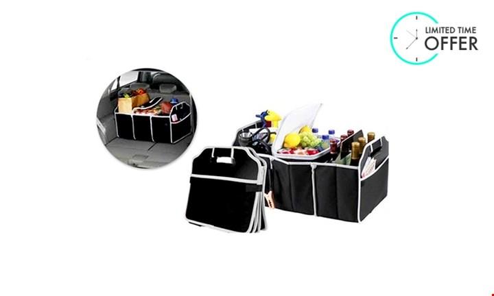 Car Boot Organiser for R119