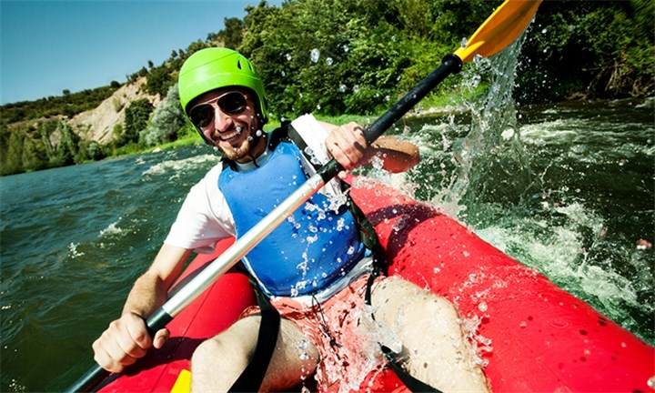 2-3 hours Rafting Experience from R129 for One with Parys Adventures