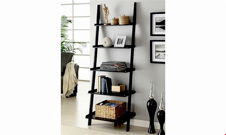 5 Tier Wooden Ladder Shelf for R1099 incl Delivery