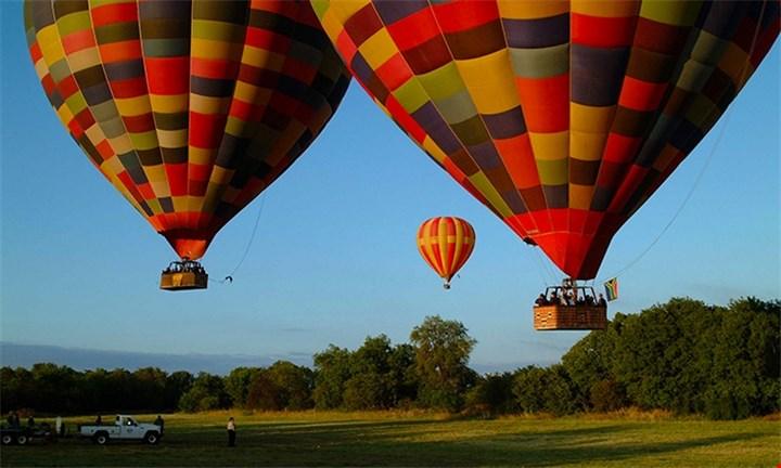 Hot Air Balloon ride for one person From R1929