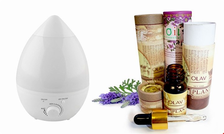 Remedy Health Cool Mist Humidifier for R549 incl Delivery