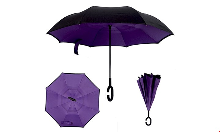 Reverse Folding Umbrella for R349 incl Delivery