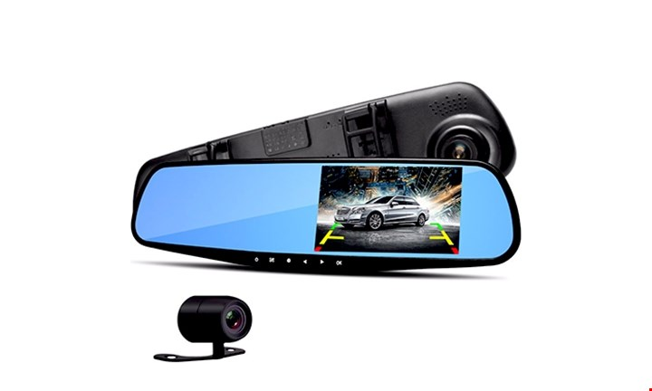 Full HD 1080 Vehicle Blackbox for R699 incl Delivery