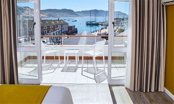 Simons Town: One or Two Night anytime stay for Two at aha Simons Town Quayside Hotel
