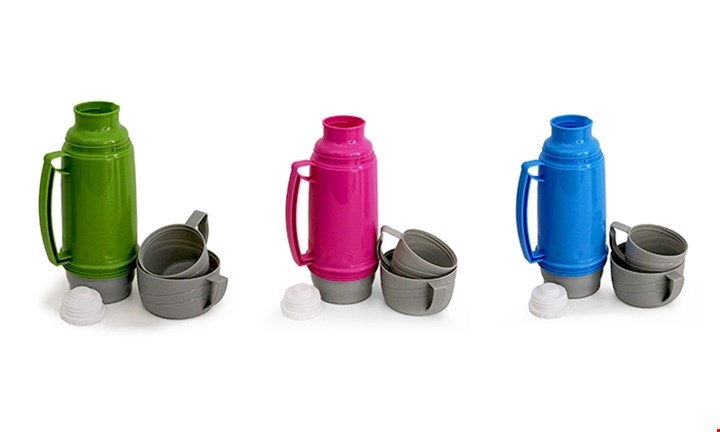 Set of 2 Flasks from R219 incl Delivery