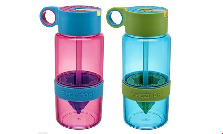 Buy 1 get 1 Free - Kid Zinger Water Bottle for R199 incl Delivery