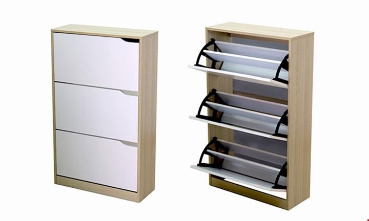 3 Door Shoe Cabinet for R999