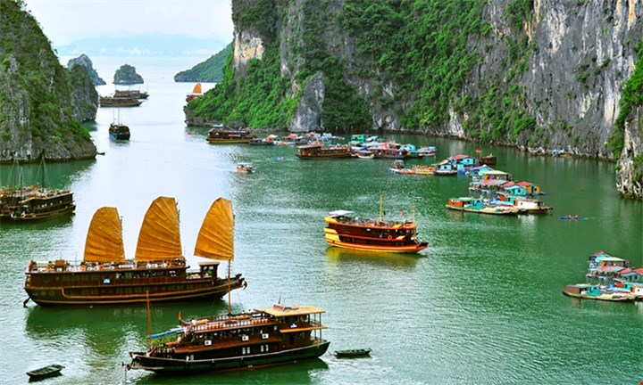 Vietnam: Seven-Day Land Tour Including Accommodation and Transfers for R6749 Per Person Sharing with Merry Travel