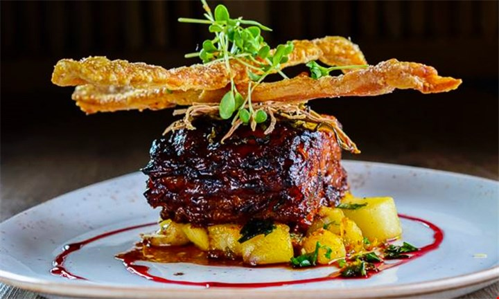 Fine Dining Experience Festival Incl Bottomless Wine & CBC Beer at Harissa Bistro
