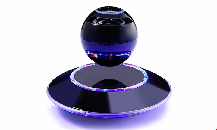 Levitating Bluetooth Speaker for R2299