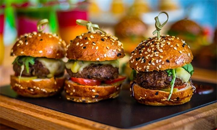 Any Choice of Burger for Two at Koffi Terapi
