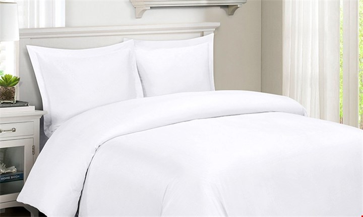 100% Cotton Percale Duvet Covers from R349