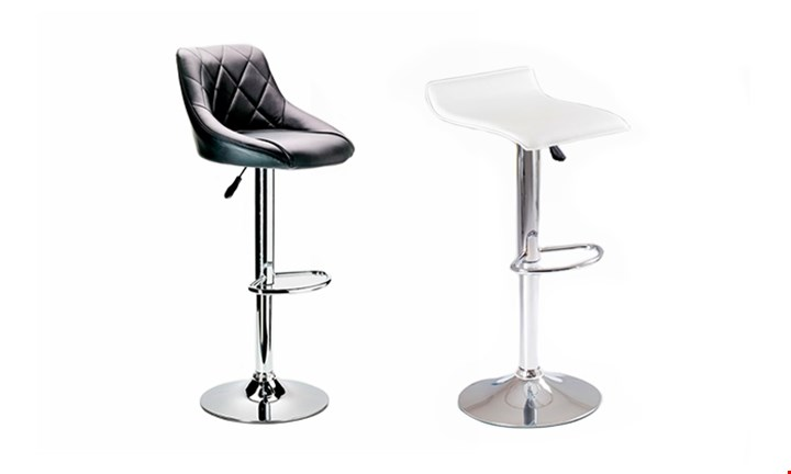 Gas Lift Bar Chairs from R499 incl Delivery