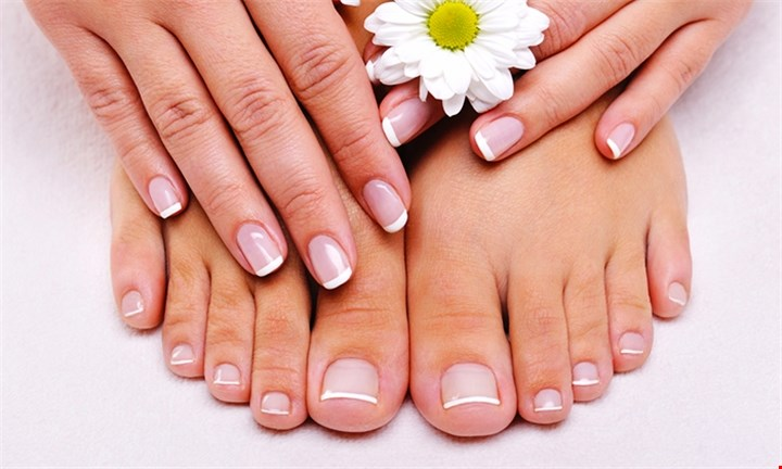 Deluxe Manicure or Deluxe Pedicure for up to two people from R139 at DD's Hair @ Spa Afrique