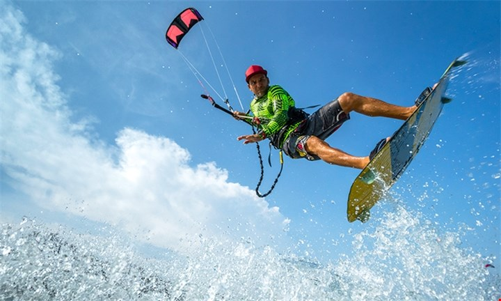 Two-hour Kiteboarding Lessons for up to Two People from R499 with Dolphin Dreams