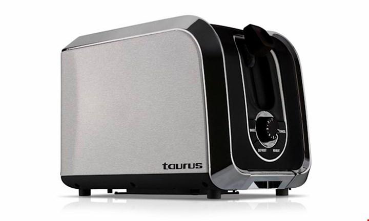 Taurus Tostadora Esencia 2 Slice Toaster for R449