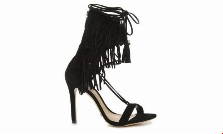 Fringed Shoe for R349