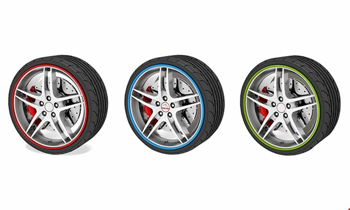 Alloy Wheel Rim Protector for R149