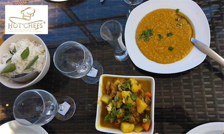 Cape Malay Cooking Demo with Sit Down Meal for up to Four People from R599 at Hot Chefs