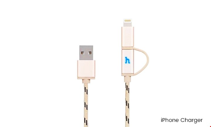 Hoco - Iphone & Samsung Chargers, Data Cables & 2-in-1's for R189