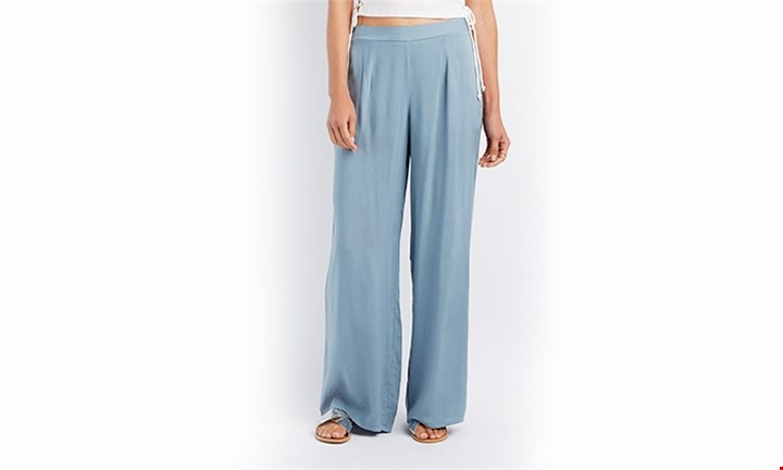 Front Pocketed Palazzo Pants for R279
