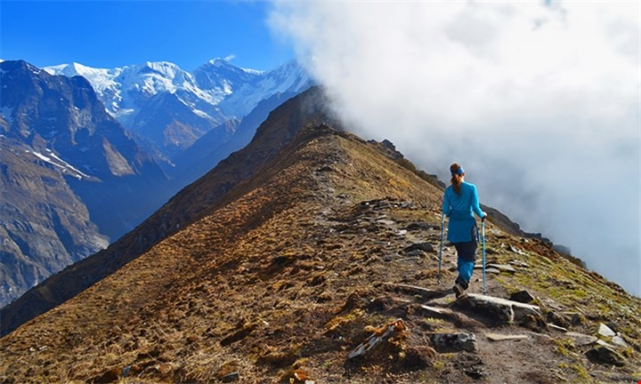 Mardi Himal Trek: 12 Days per person For R8699 with Luxury Holidays Nepal