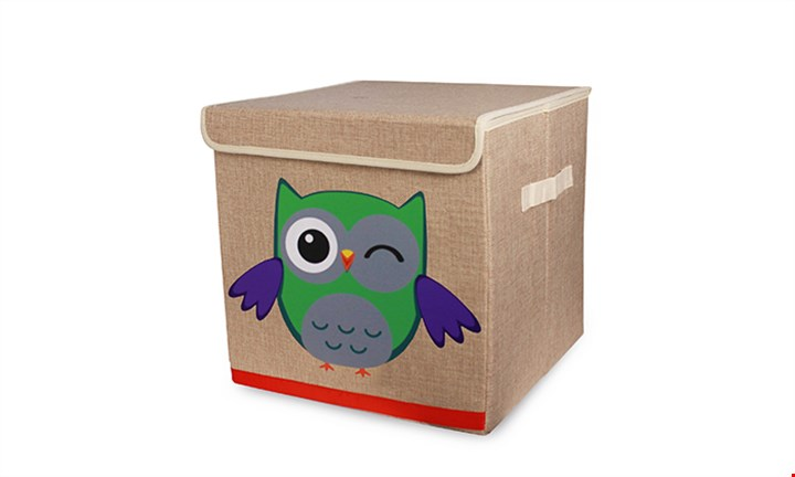 Animal Canvas Storage Box For R199 Incl Delivery