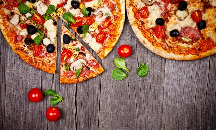 Two Large House Pizzas for R109 at Forno Italiano – East Gate Mall