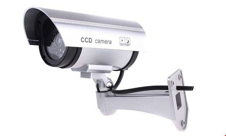 Fake Dummy Waterproof IR LED Security Camera For R119