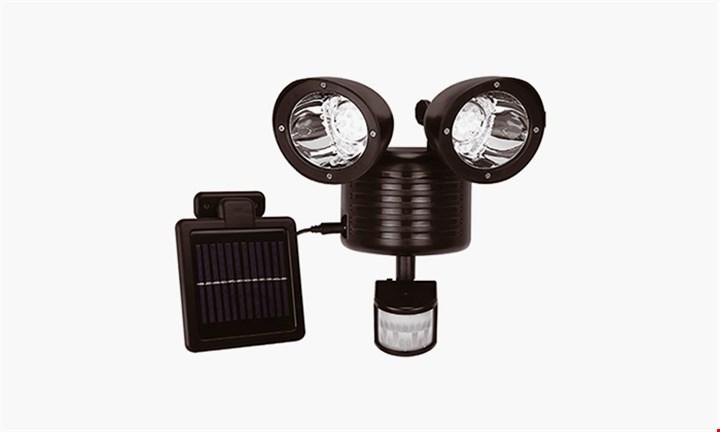 Solar Power Motion Sensor light for R299