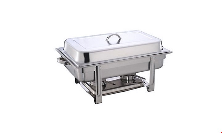 Two Burner Chafing Dish With Pan from R449
