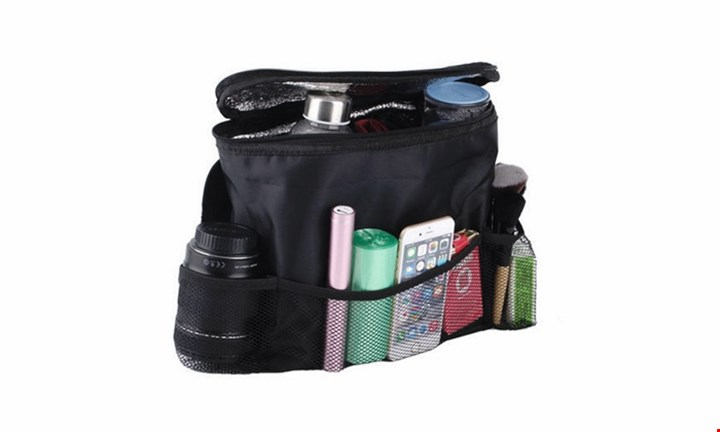 Car Seat Multi Pocket Organizer for R179