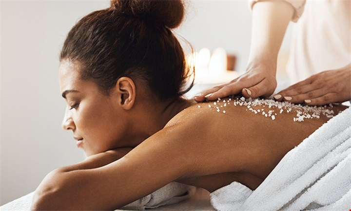 Full Day African Revitalisation Spa Package for One at Mangwanani Spa at The Pivot