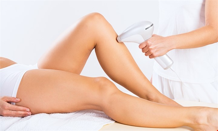 Six Sessions of Laser Hair Removal for a Small or Medium Area for One at Brazen Beauty Bar