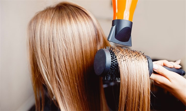 Wash, Blow, Optional Hair Treatment and Colour for One at Rx Hair Studio