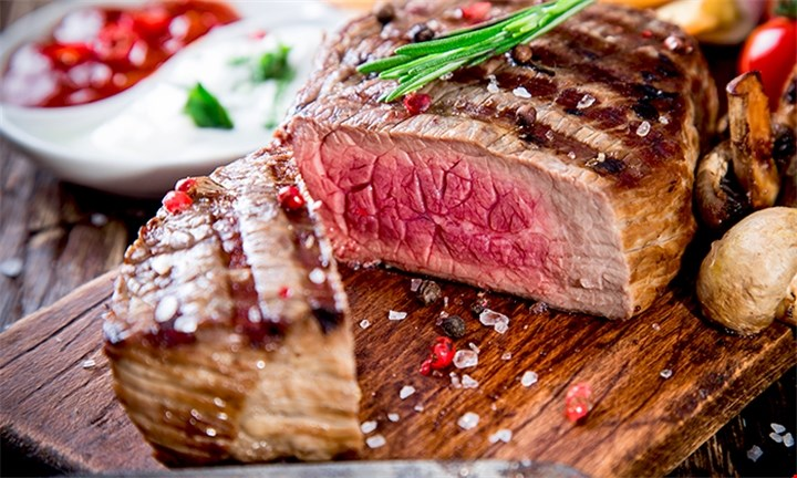 Choice of 200g Steak and Side for up to Four at The Boss Restaurant