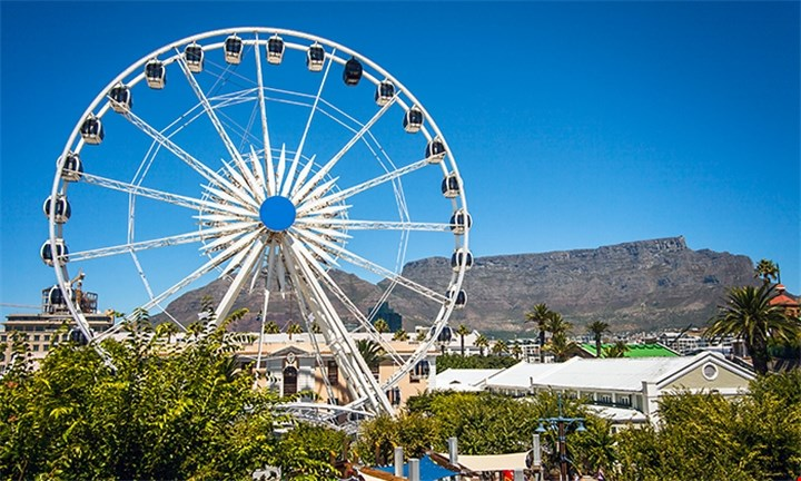 One Adult Ticket for the Cape Wheel at the V&A Waterfront