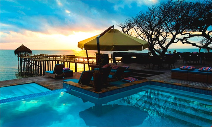 Mozambique: 3-Night Stay for Two including Meals, Boat Transfers and Activities at Dugong Beach Lodge