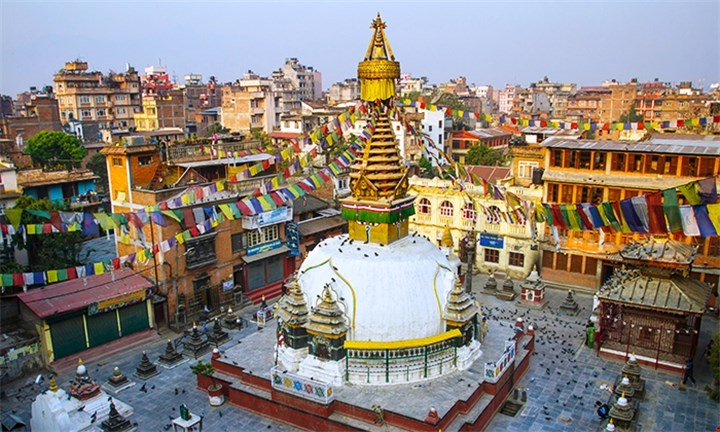 Nepal: 13-Day Stay in 5-Star Accommodation Including Domestic Flights and Meals